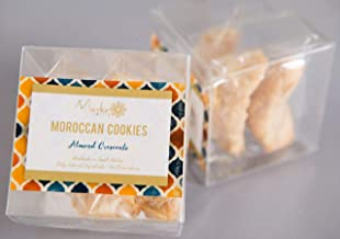 Moroccan Cookies (Pack of 2) - Gluten Free, Dairy Free, Freshly Made, Kosher OU