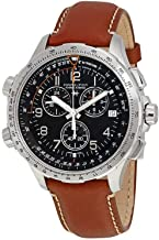 Hamilton Khaki Aviation Quartz Movement Black Dial Men's Watch H77912535