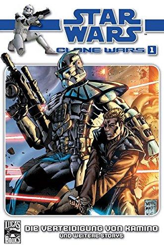 Star Wars Klonkriege Sonderband 1: Die Verteidigung von Kamino