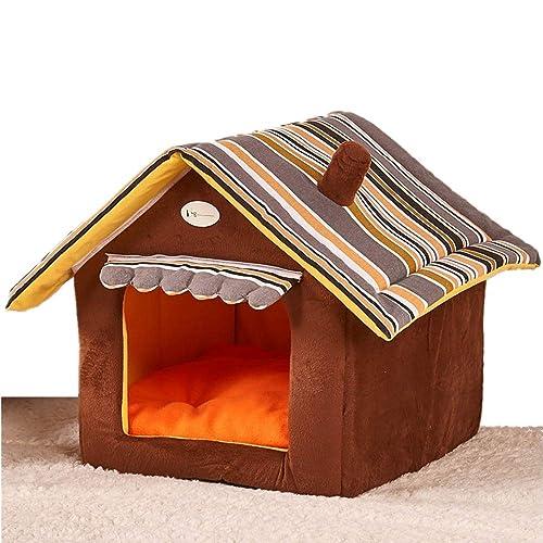 Casa de perro suave de productos para animales de cama del perro del refugio casa del