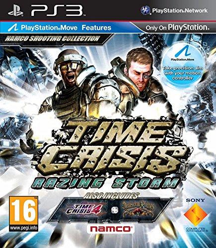 Sony  Time Crisis: Razing Storm