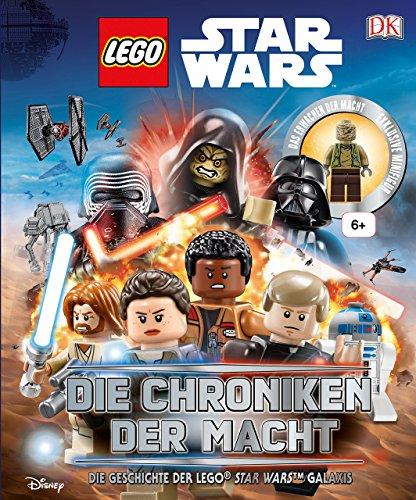 LEGO® Star Wars™ Die Chroniken der Macht: Die Geschichte der LEGO® Star Wars™ Galaxis mit exklusiver LEGO® Minifigur