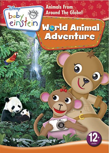 baby einstein world animals - 6
