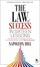 The Law of Success in Sixteen Lessons by Napoleon Hill Paperback