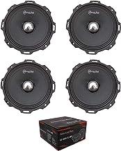 "$164 » x4 American Bass Godfather GF-605-FL-MR 6.5"" 2600W 4-Ohm Midrange Bullet Speaker"