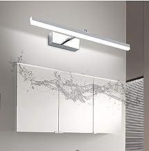 SFOXI Badkamer spiegellamp muur LED Tricolore wandlamp badkamer 180 ° verstelbare spiegel lampen roestvrij staal badkamer ...