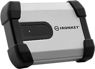 DataLocker IronKey Enterprise H350 1TB USB 3.0 Encrypted External Hard Drive (Renewed)