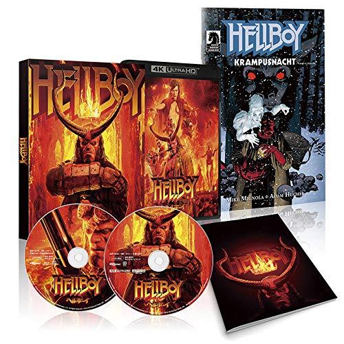 ヘルボーイ 4K ULTRA HD + Blu-ray