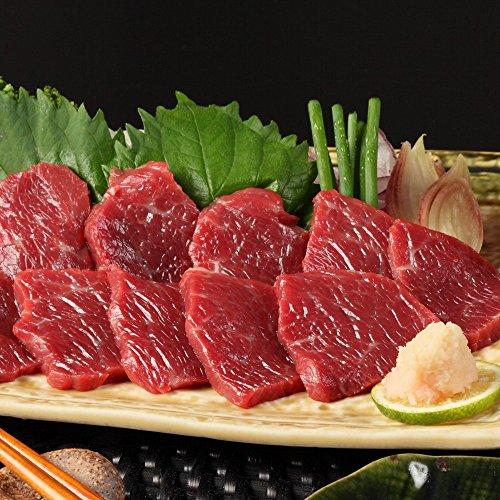 【冷凍配送】【 馬刺し 】【 生食 】馬刺し の ラム肉(300g(約3人前))