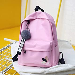 School Backpack Printing Nylon Girls School Bags Backpack Female for Teenagers High School Student Schoolbag Women College...