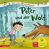 Peter und der Wolf (Mein erstes Musikbilderbuch mit CD): Das musikalische Märchen von Sergej Prokofjew