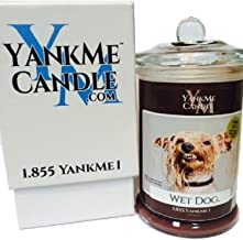 Yank Me Candle 'Wet Dog' Scented Candles …