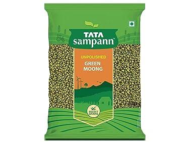 Tata Sampann GreenMoong, 500g