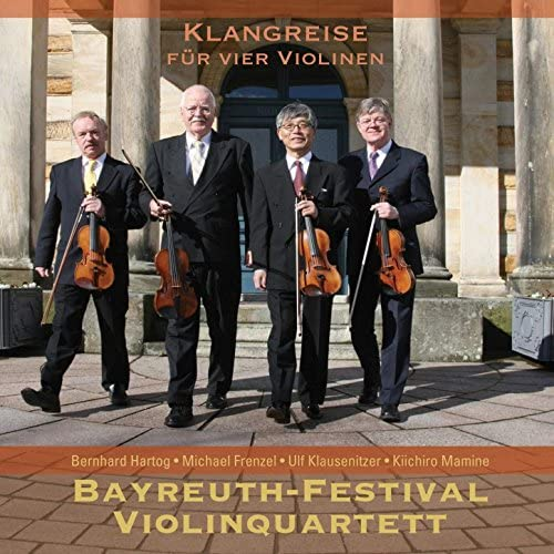 Bayreuth-Festival-Violinquartett