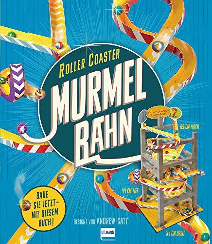 Roller Coaster - Murmelbahn aus Papier: Baue deine eigene riesige Murmelbahn