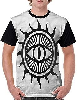 Performance T-Shirt,Native American Elements Fashion Personality Customization