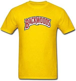 yellow backwoods shirt