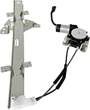 741-638 Front Passenger Side Power Window Regulator with Motor Assembly for 1997-2005 Century Regal, Oldsmobile Intrigue 97-02