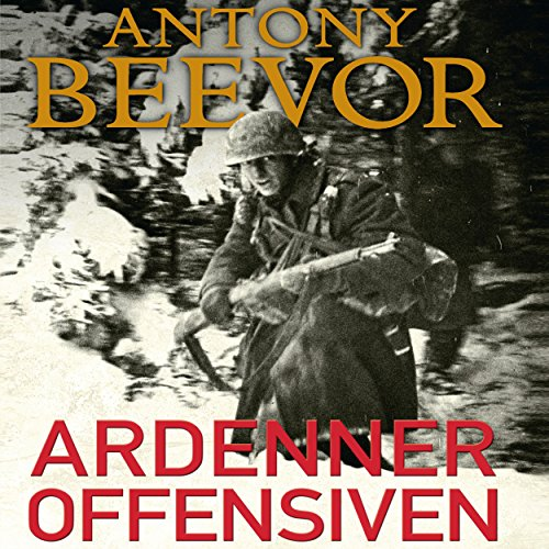 Ardenneroffensiven audiobook cover art