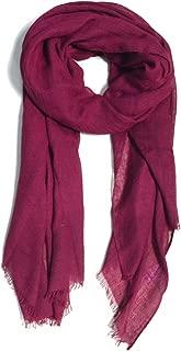 LABANCA 儿童冬季保暖时尚围巾亚麻围巾