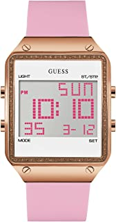 Women's Digital Silicone Watch