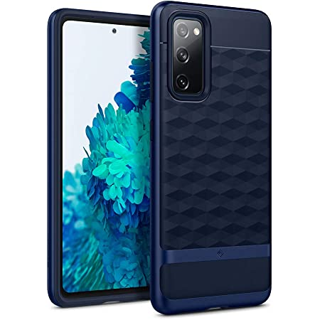 Caseology Parallax for Samsung Galaxy S20 FE 5G Case (2020) - Midnight Blue