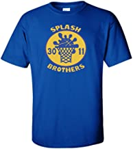 golden state warriors splash brothers t shirt