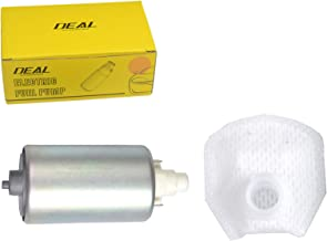 DEAL AUTO ELECTRIC PARTS New Electric Intank EFI Fuel Pump w/Installation Kit Fit Fit Kawasaki/Suzuki Motorcycle