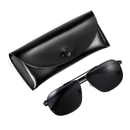 a48d1c1a7a Square Polarized Sunglasses  Amazon.com