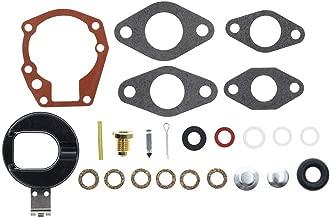 AUTOKAY New Carburetor Rebuild Carb Repair Kit for Johnson/Evinrude 1.5hp 2hp 3hp 4hp 5hp