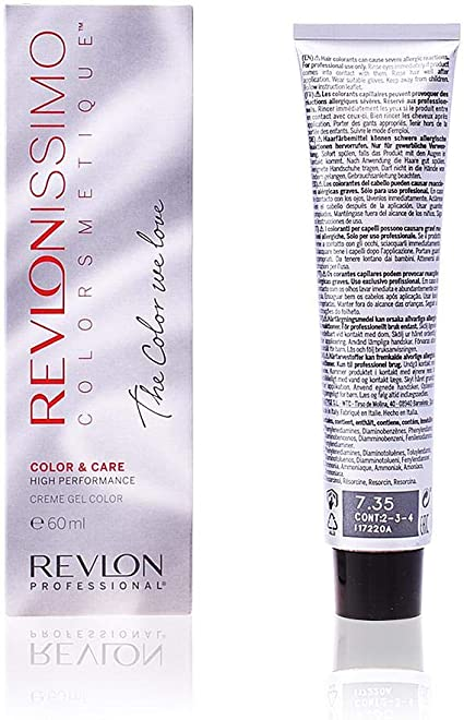Revlon Revlonissimo High Performance Tinte Tono NMT 7.35-60 ml