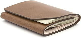 Ezra Arthur Cash Fold Wallet - Whiskey
