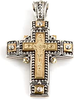 konstantino cross jewelry