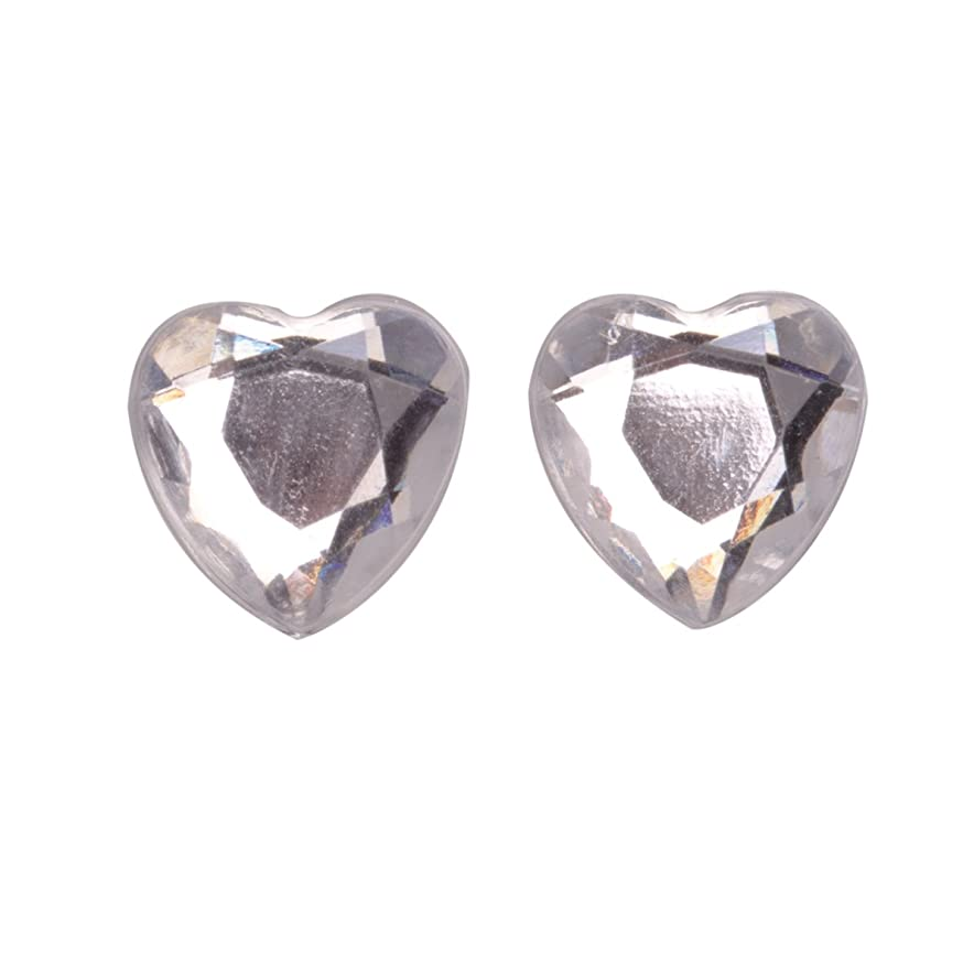Glorex P D 8?mm Crystal Adhesive, Plastic, Silver, 14.5?x 8.6?x 0.3?cm