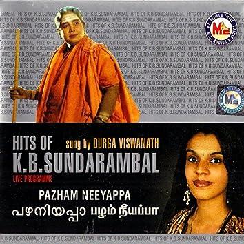 Pazham Neeyappa (Live)