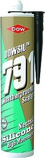 Dow Corning 791310ml externa impermeabilización sellador–negro
