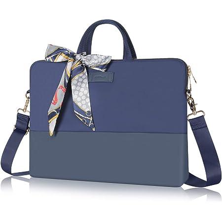 MATEH Starry Constellation Laptop Sleeve Case 15.6 Inch Computer Tote Bag Shoulder Messenger Briefcase for Business Travel