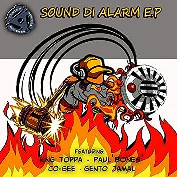 Sound Di Alarm EP
