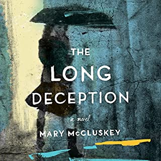The Long Deception audiobook cover art