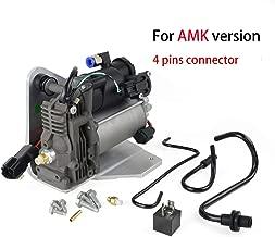 Air Suspension Compressor Pump & Relay AMK style for Land Rover LR3 05-09 / LR4 2010-2014 / Range Rover Sport 06-13 LR061663
