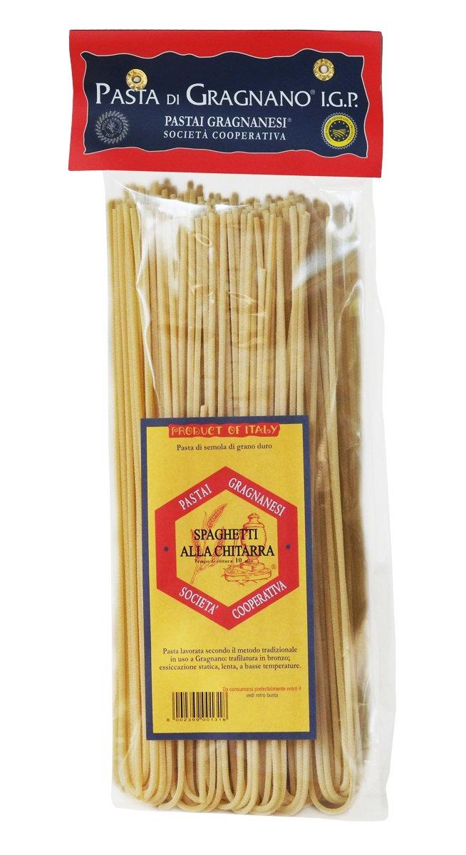 Spaghetti Alla Chitarra Sale Italian Pasta di Gram - Cheap super special price 500 Pac Gragnano