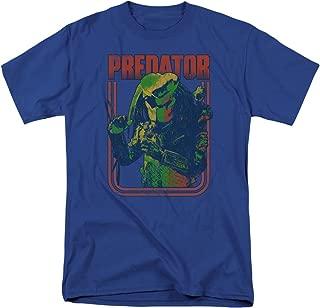 Predator Retro Predator Unisex Adult T Shirt for Men and Women