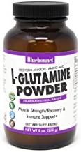 Bluebonnet Nutrition L-glutamine Powder, 8 Ounce