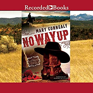 No Way Up audiobook cover art