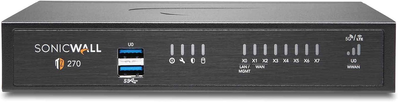 SonicWall TZ270 High Availability (02-SSC-6447)