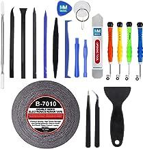 MMOBIEL Kit Complet d'outils avec 21 pièces Compatible avec Réparation de Smartphones/Tablettes
