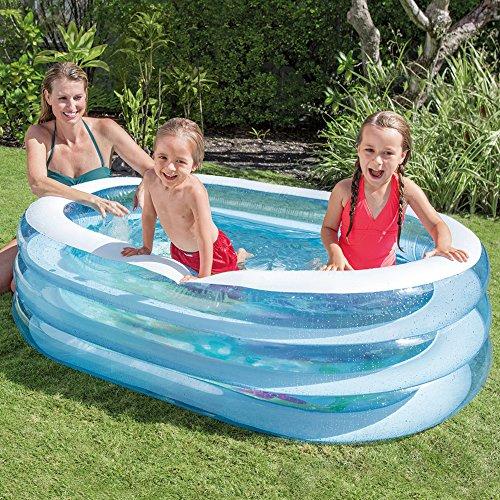 Intex 57482NP – Pool Oval Whale Fun - 2