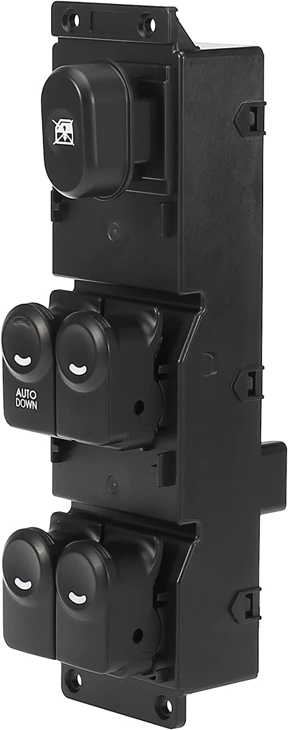 X AUTOHAUX Master Driver Side Omaha Mall Power New item Switch Re Window 93570-1R101