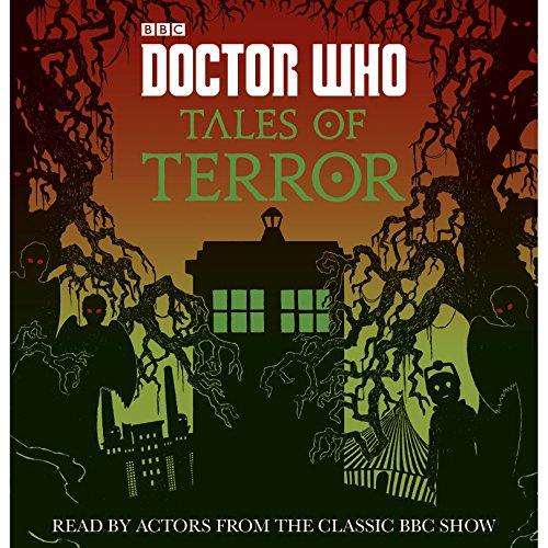 Doctor Who: Tales of Terror                   Written by:                                                                                                                                 Jacqueline Rayner,                                                                                        Mike Tucker,                                                                                        Paul Magrs,                   and others                          Narrated by:                                                                                                                                 Sophie Aldred,                                                                                        Rachael Stirling,                                                                                        Adjoa Andoh,                   and others                 Length: 7 hrs and 29 mins     1 rating     Overall 4.0
