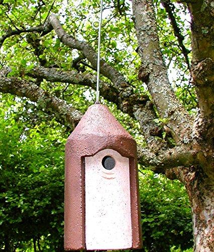 Schwegler Naturschutzprodukt Nisthöhle Typ 2M Nisthilfe freihängend FO Vogelhöhle Flugloch 32 mm Satz 2 Stück